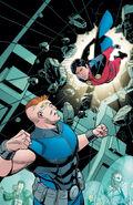 Legion of Super-Heroes Vol 7 2 Textless