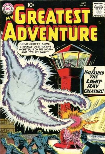 My Greatest Adventure Vol 1 45