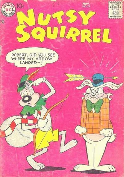 Nutsy Squirrel Vol 1 72