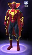 Red Tornado DC Legends 0001