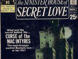 Sinister House of Secret Love Vol 1 1