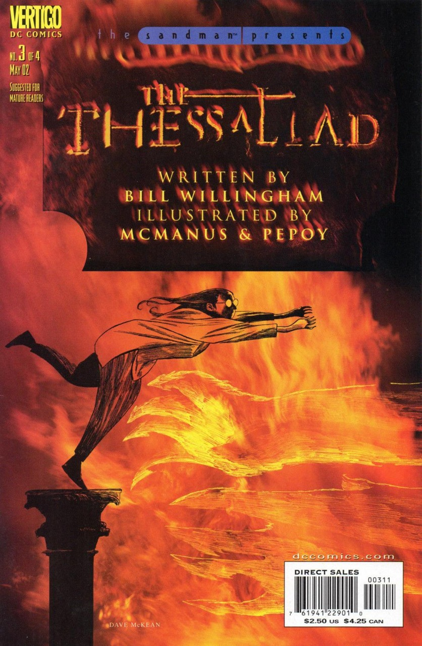 Sandman Presents: The Thessaliad Vol 1 3