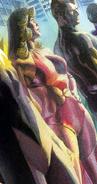 Saturn Girl Justice 001