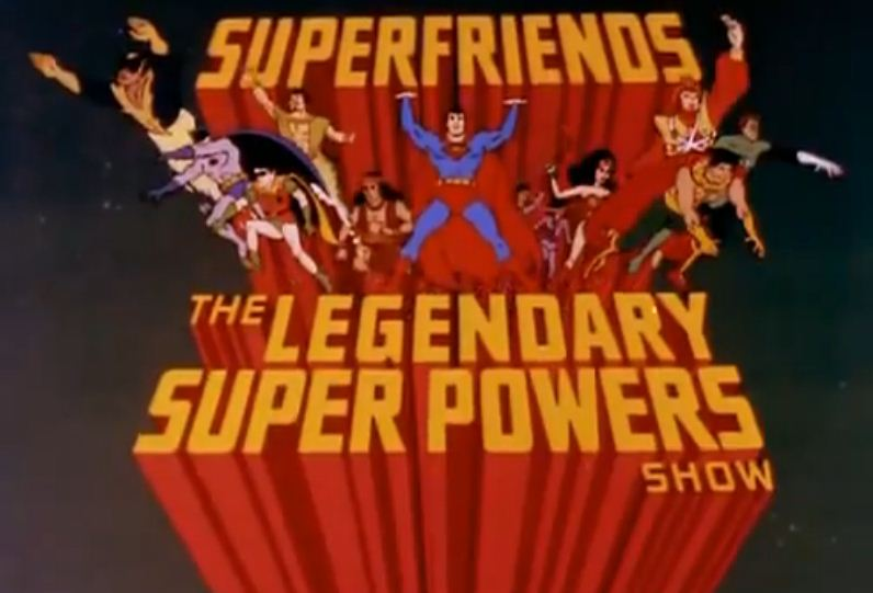 Super Friends (TV Series) Episode: The Case of the Shrinking Super Friends