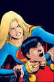 Supergirl and the Legion of Super-Heroes Vol 1 25 Textless