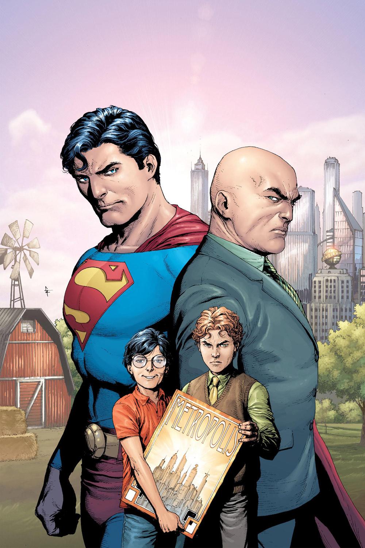 Superman Secret Origin Vol 1 1 Textless.jpg