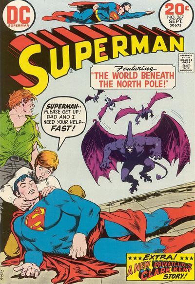 Superman Vol 1 267