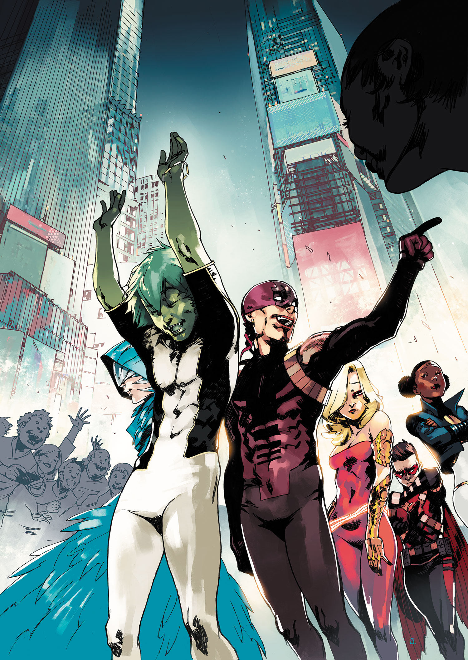 Teen Titans Vol 5 8 Textless.jpg