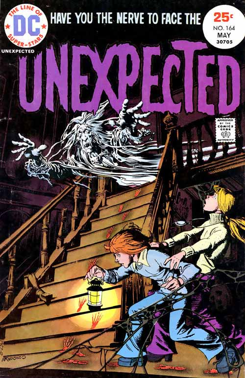 The Unexpected Vol 1 164