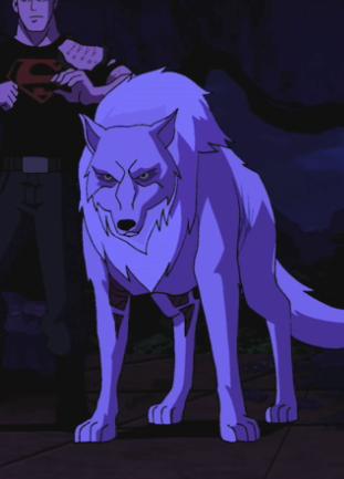 Wolf (Earth-16)
