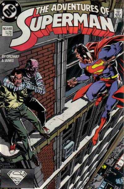 Adventures of Superman Vol 1 448
