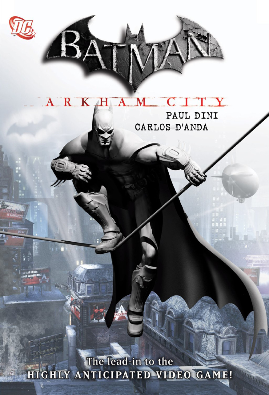Batman: Arkham City (Collected)