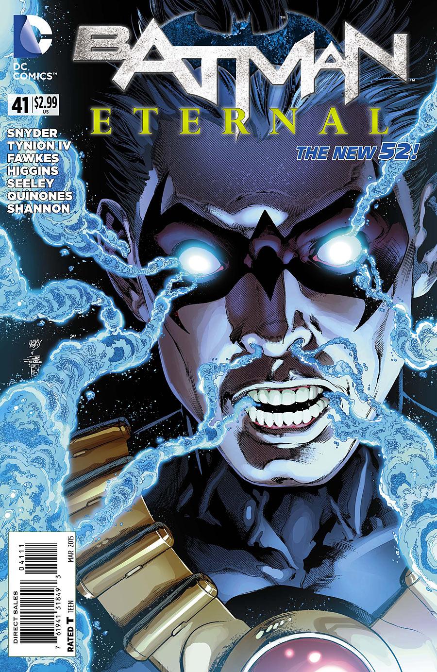 Batman Eternal Vol 1 41