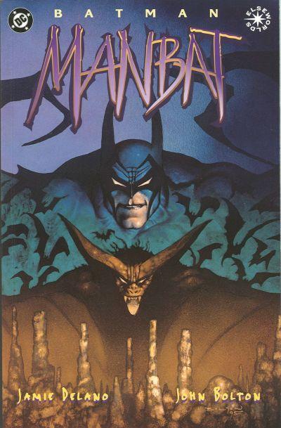 Batman: Manbat Vol 1 3