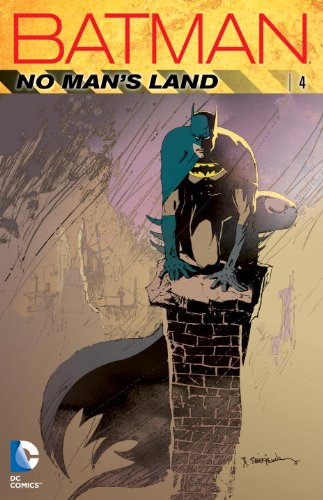 Batman: No Man's Land (2011/2012 Edition) Vol 4 (Collected)