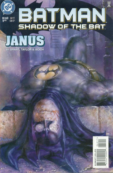 Batman: Shadow of the Bat Vol 1 62