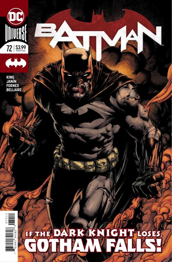 Batman Vol 3 72