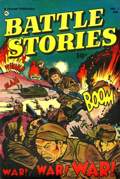 Battle Stories Vol 1