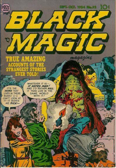 Black Magic (Prize) Vol 1 32