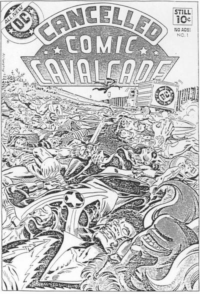Cancelled Comic Cavalcade Vol 1 1