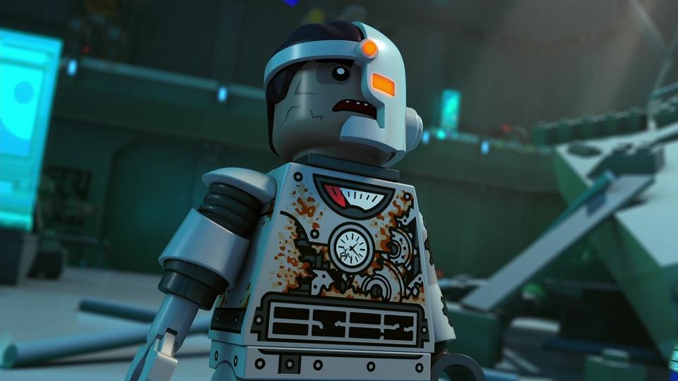Cyzarro (Lego DC Heroes)