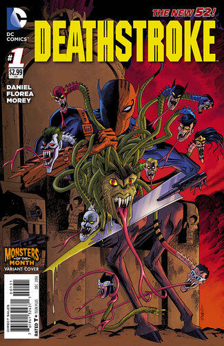 "<!--LINK'"" 0:1--> Monsters of the Month Variant"