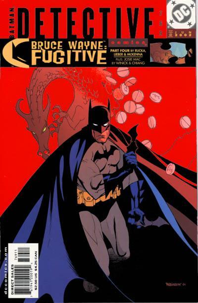 Detective Comics Vol 1 769