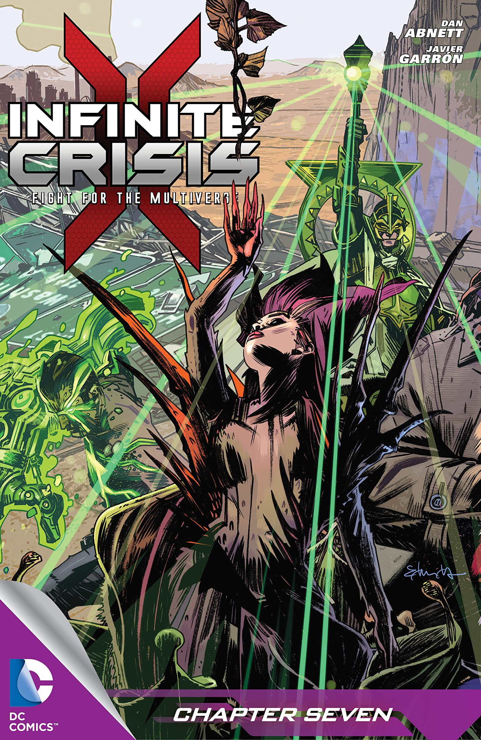 Infinite Crisis: Fight for the Multiverse Vol 1 7 (Digital)