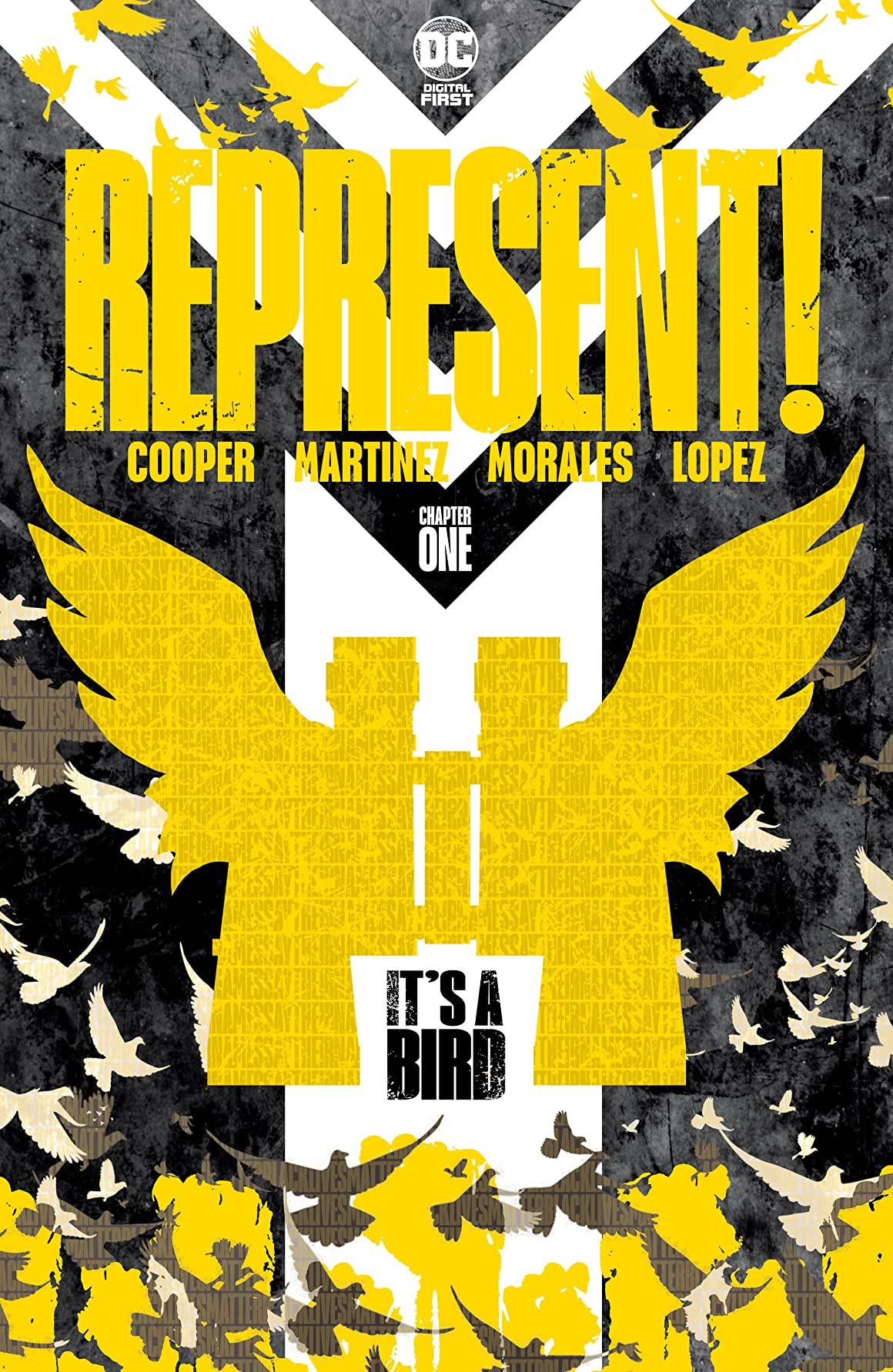 Represent! Vol 1 1 (Digital)