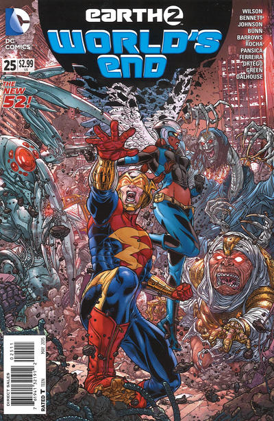 Earth 2: World's End Vol 1 25