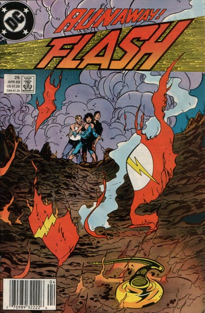 The Flash Vol 2 25
