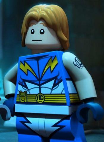 Garth Ranzz (Lego DC Heroes)