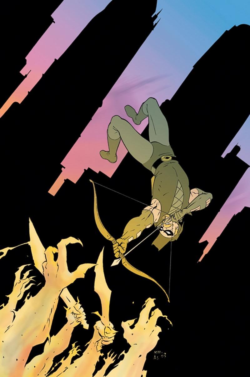 Green Arrow Vol 3 37