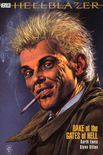 Hellblazer: Rake at the Gates of Hell (Collected)