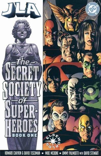 JLA: Secret Society of Super-Heroes Vol 1