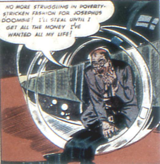 Josephus Doombie (Earth-Two)