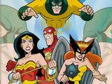 Justice League Unlimited Vol 1 44