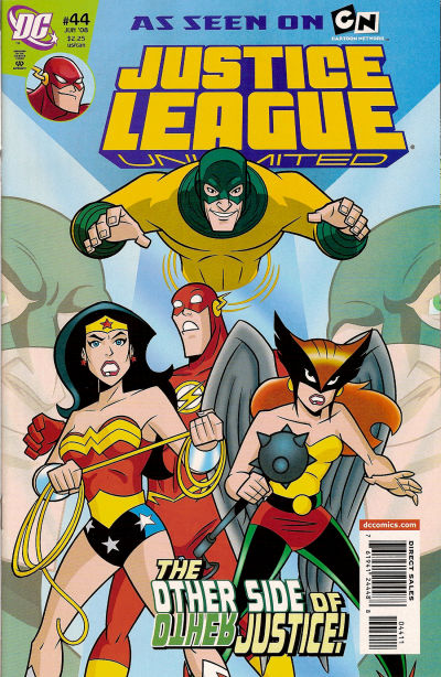 Justice League Unlimited Vol 1 44