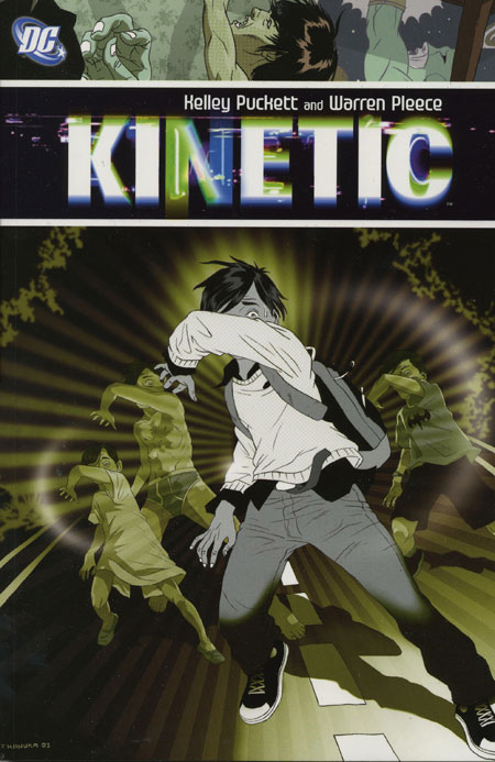 Kinetic (Collected)