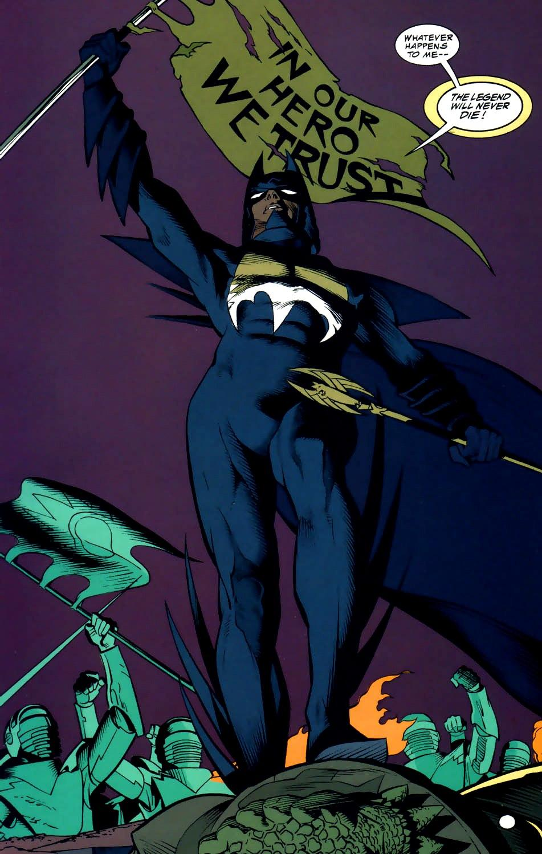 Bruce Wayne XXIII (Legends of the Dead Earth)