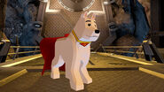 Krypto Lego Batman 001