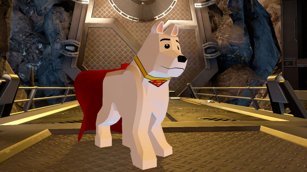 Krypto (Lego Batman)