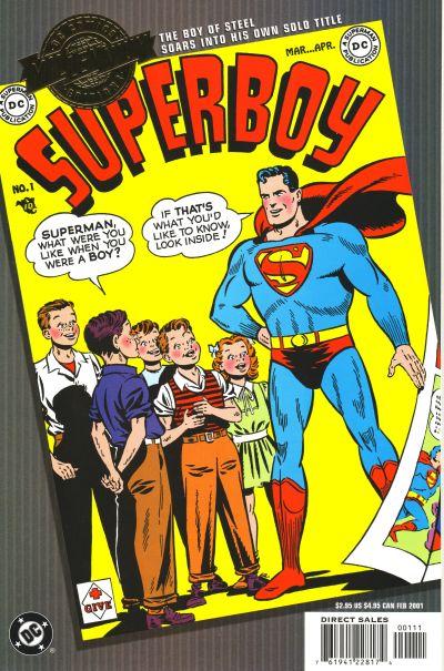 Millennium Edition: Superboy Vol 1 1