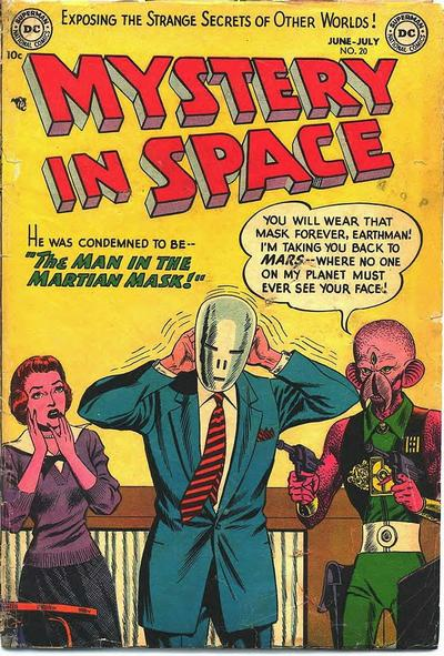 Mystery in Space Vol 1 20