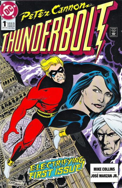 Peter Cannon: Thunderbolt Vol 1