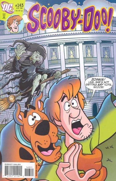 Scooby-Doo Vol 1 143
