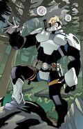 Slade Wilson (Earth-1) 001