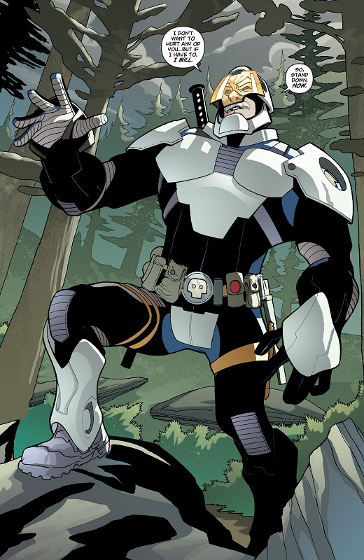 Slade Wilson (Earth-1)