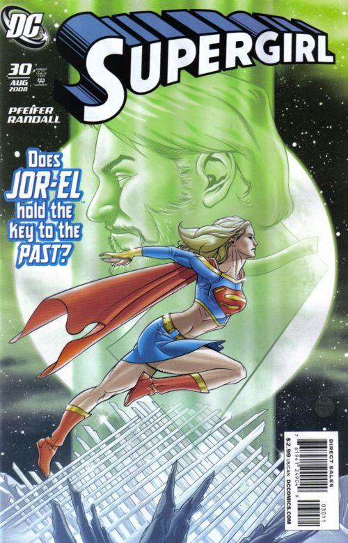 Supergirl Vol 5 30