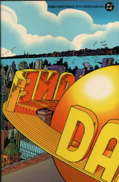 Superman: The Man of Steel Vol 1 30